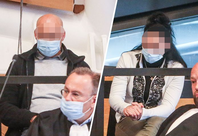 Marc Laudet en Ashley Van de Velde krijgen vandaag hun strafmaat te horen.