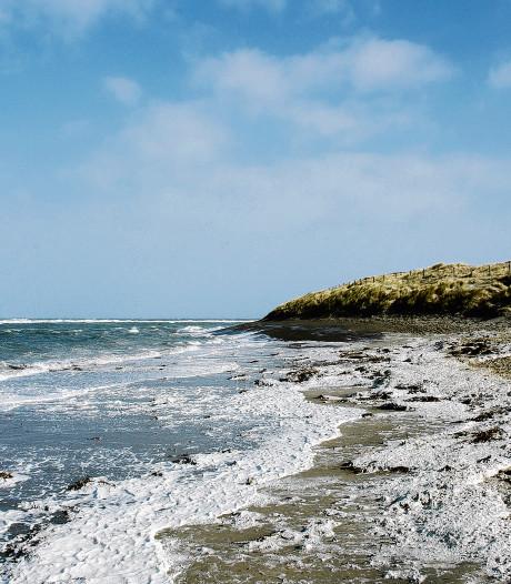 Strandliefhebbers opgelet: massa zeeschuim in aantocht