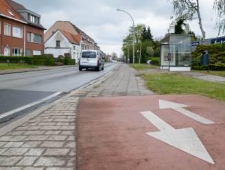 Heraanleg fietspad Lintsesteenweg start op maandag 3 mei
