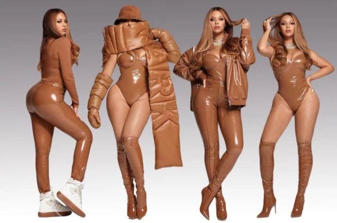 """Beyoncé dévoile """"ICY Park"""", une collaboration entre sa marque de vêtement  IVY Park et adidas."""