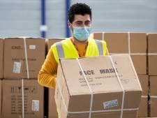 Des masques exportés depuis la Belgique: la ministre de l'Économie met les choses au clair
