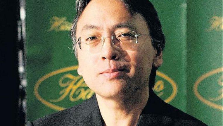 Kazuo Ishiguro Beeld ap