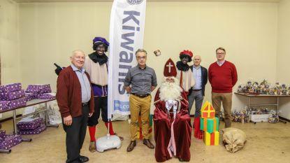 Sinterklaasfeest voor 160 arme kinderen