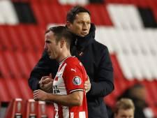 Roger Schmidt is blij dat Mario Götze terug is bij PSV: 'Hij kan ons elftal beter verbinden'
