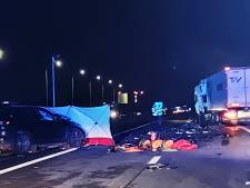 Un conducteur fantôme meurt après une collision frontale avec un camion sur la E403