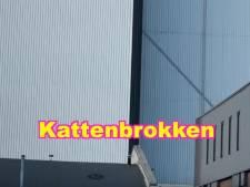 Lachen! Kakhiel maakt vlog over Nijkerk: 'Dat hele gebouw zat helemaal vol met kattenbrokken'
