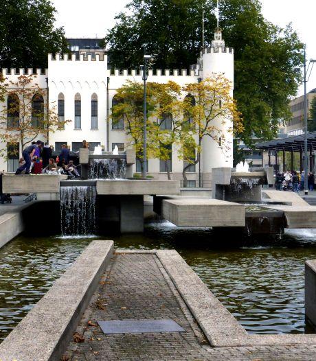 Advies voor Stadsforum: 'Behoud fontein van Beljon op Willemsplein'