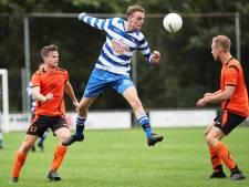 Trein FC Zutphen raast maar door, Eefde herstelt zich, weer tien doelpunten bij EGVV