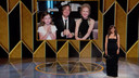 Nicole Kidman avec son mari et sa fille Faith Margaret.
