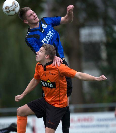 8-0 afstraffing voor Etten bij FC Bergh
