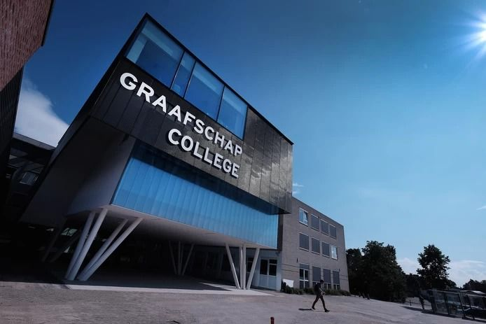 Het Graafschap College in Doetinchem.