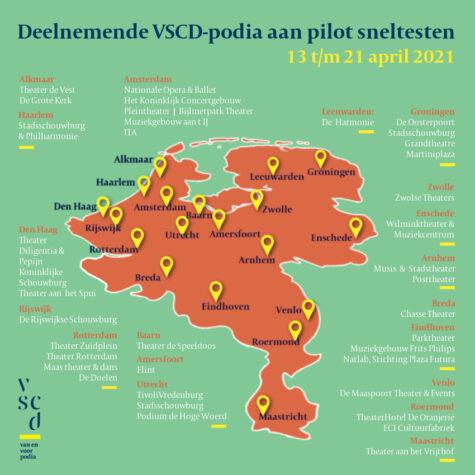 Waar is Zeeland gebleven op de website van Theaterkrant.nl, de website van Stichting ter Bevordering van de Podiumkunst in Nederland (Stichting BPN).