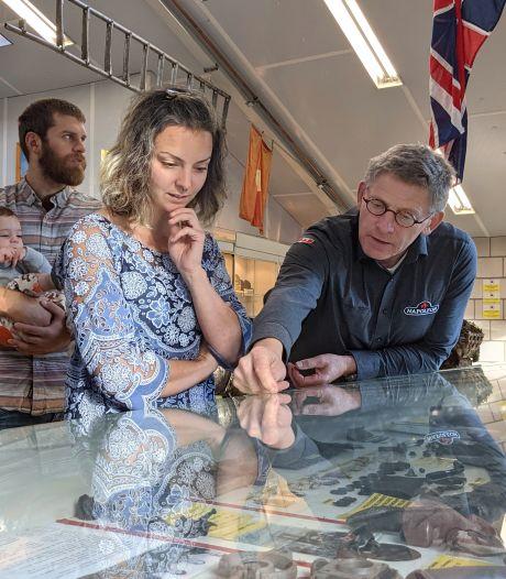 Museum schenkt onderdeel Lancaster aan familie neergeschoten Canadees: 'Beetje lastig om mee te nemen in de handbagage'