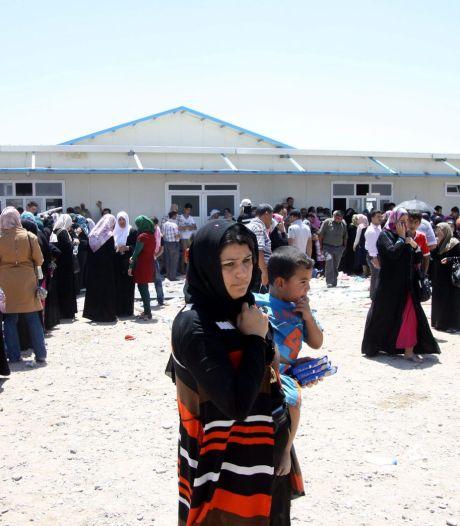 NAVO-spoedzitting om jihadisten Irak