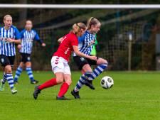 Vrouwen FC Eindhoven boeken magere maar terechte overwinning