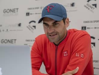"""Eerste stap op weg naar laatste kunststukje? Federer begint aan voorbereiding richting Wimbledon: """"Het lijkt dat het niveau weer gestegen is"""""""