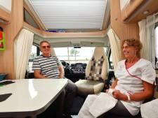 Camperplekken Boulevard zijn razend populair, Bergenaren Bas en Jolanda komen er graag: 'Kijk dat uitzicht'