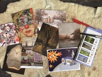 """Creatieve Aartselarenaren ontwerpen acht unieke postkaartjes: """"Een hebbeding dat je dag kan opfleuren"""""""