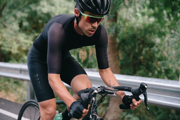 'Onze' renners waren lange tijd rijdende reclameborden, maar nu moet het wielrennen er ook goed uitzien. Beeld Wendy Van Santen