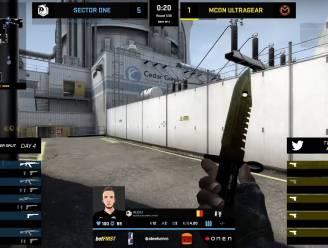 Bekijk hoogtepunten Belgische 'Counter-Strike: Global Offensive'-competitie