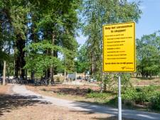 Wordt het weer te druk aan recreatieplas Oldemeijer in Hardenberg? 'Houd het bij even pootjebaden'