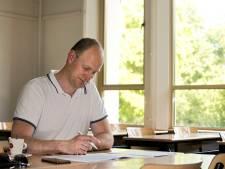 ED-journalist Rik Elfrink maakt examen economie: 'De kunst is om alles in balans te houden'