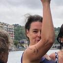 Un des grands projets de Sophie est d'aller nager dans les eaux salées du nord de l'Europe, là où la température passe sous la barre du 0.