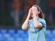 FC Twente Vrouwen onderuit in doelpuntenfestijn