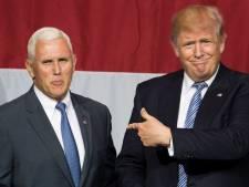 Donald Trump kiest Mike Pence als 'running mate'