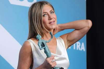 Jennifer Aniston: Stemmen op Kanye is niet grappig, wees verantwoordelijk