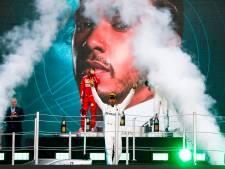"""""""Je ne m'y attendais pas"""": Hamilton tout proche d'un sixième sacre mondial"""