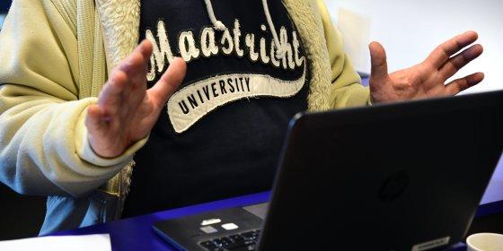Universiteit Maastricht betaalde hackers kwart miljoen euro