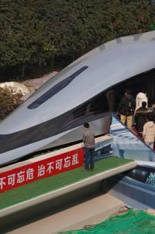 Ce TGV sera le plus rapide du monde