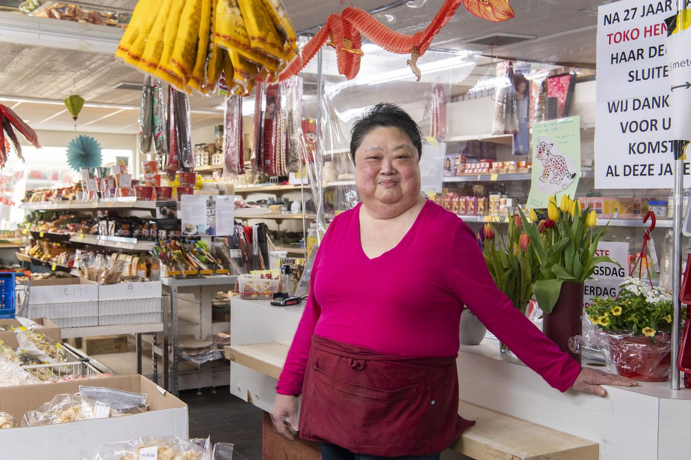 """Toko Heng Kee bood een mengelmoes aan culinair Azië. Dat past bij de Singaporese achtergrond van Siam Heng: """"Daar is het ook een mengelmoesje in de winkels."""""""