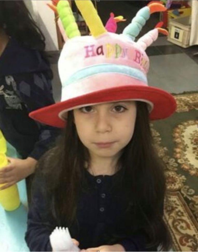Het gezin van de achtjarige Anna-Maria woont al tien jaar in ons land.
