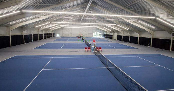 PUURS-SINT-AMANDS - In het Sportpark De Schans in Puurs-Sint-Amands is afgelopen weekend de nieuwbouw van STEPP geopend.