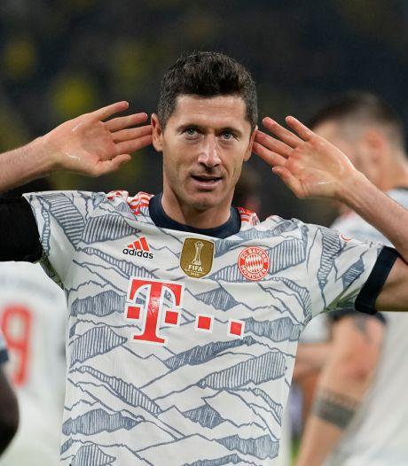 'Bayern-spits Lewandowski wil stap maken naar andere Europese topclub'