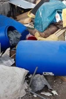Goirlenaar opgepakt voor dumpen drugsafval in Hilvarenbeek, bus leidde naar verdachte