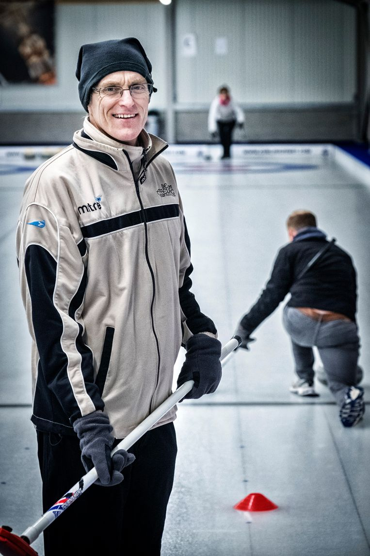 Dirk Heylen. Beeld Tim Dirven