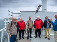 Lotgenoten delen verhalen over overstromingen Limburg op Oosterscheldekering; 'Ik ben bang voor wat er nog komt'