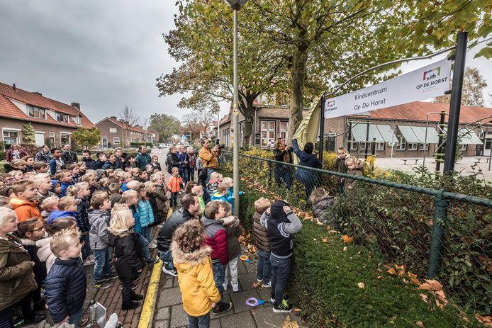 Archieffoto: Kindcentrum Op de Horst.