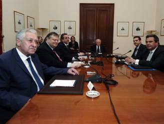 Gesprekken mislukken, Grieken opnieuw naar de stembus