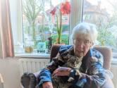 Het verhaal ging dat burgemeester Deetman een beetje bang was voor Liesbeth (92)