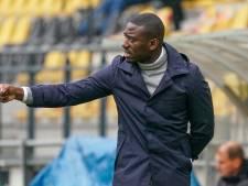 Kozakken Boys verlengt met hoofdcoach Adjei