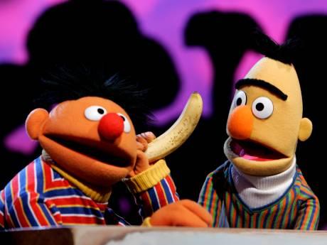 Productiebedrijf Sesamstraat: Bert en Ernie zijn 'slechts' goede vrienden