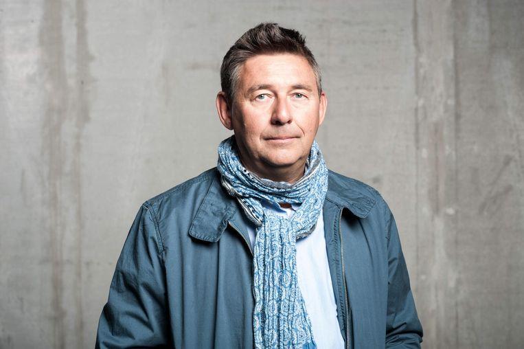 Rudi Vranckx. Beeld VRT