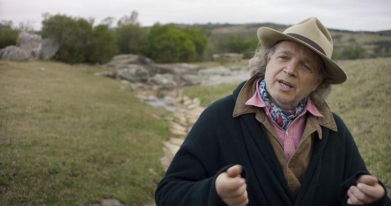 Francis Mallmann met hoed. Beeld Netflix
