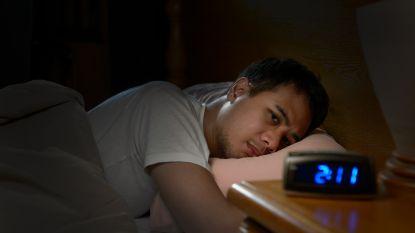 Slapeloosheid veroorzaakt geen vroegtijdige sterfte volgens nieuwe studie