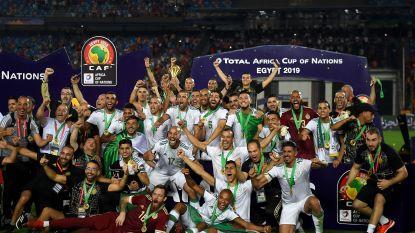 Algerije wint Africa Cup met kleinste verschil na vroege goal tegen Senegal