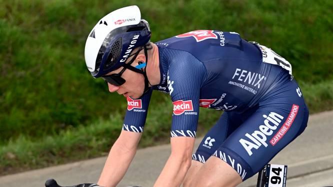 """Floris De Tier begint in Brabantse Pijl aan vierluik: """"Ik popel van ongeduld, want ik heb niet veel kunnen koersen"""""""